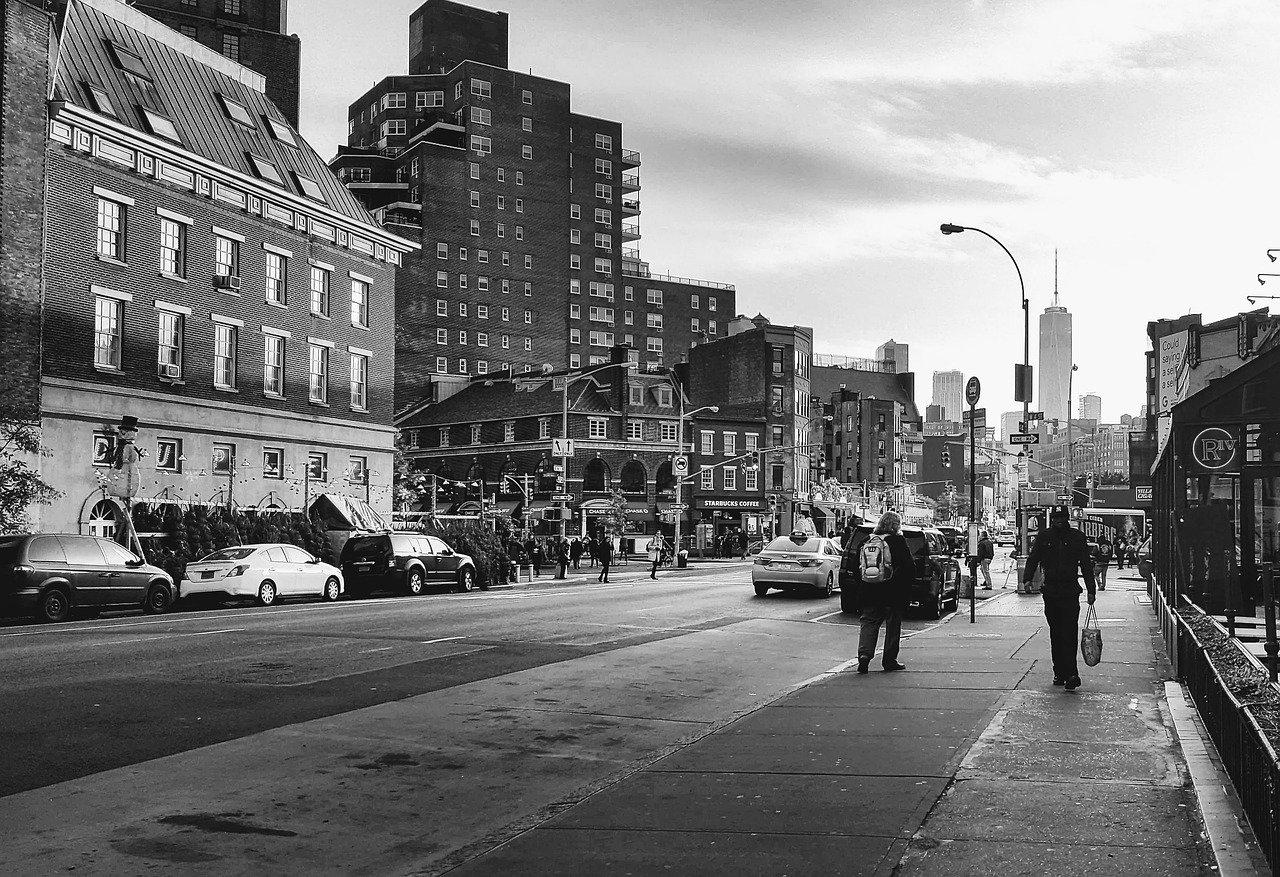 The Sidewalk Ballet